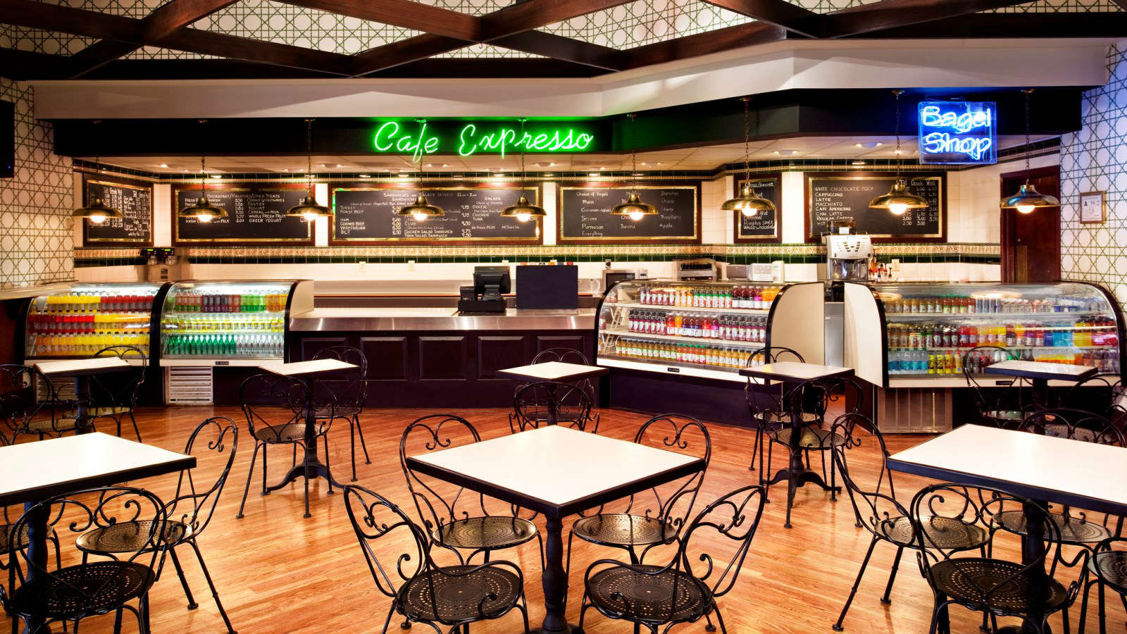 Greensboro Restaurants - Café Expresso