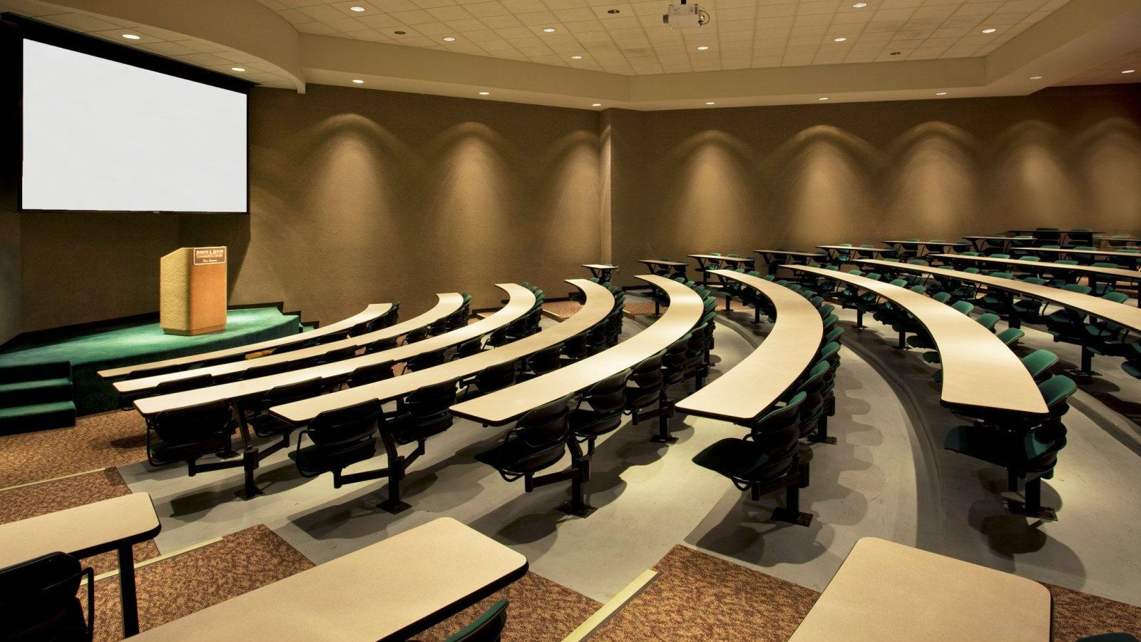 Koury Convention Center - Auditorium