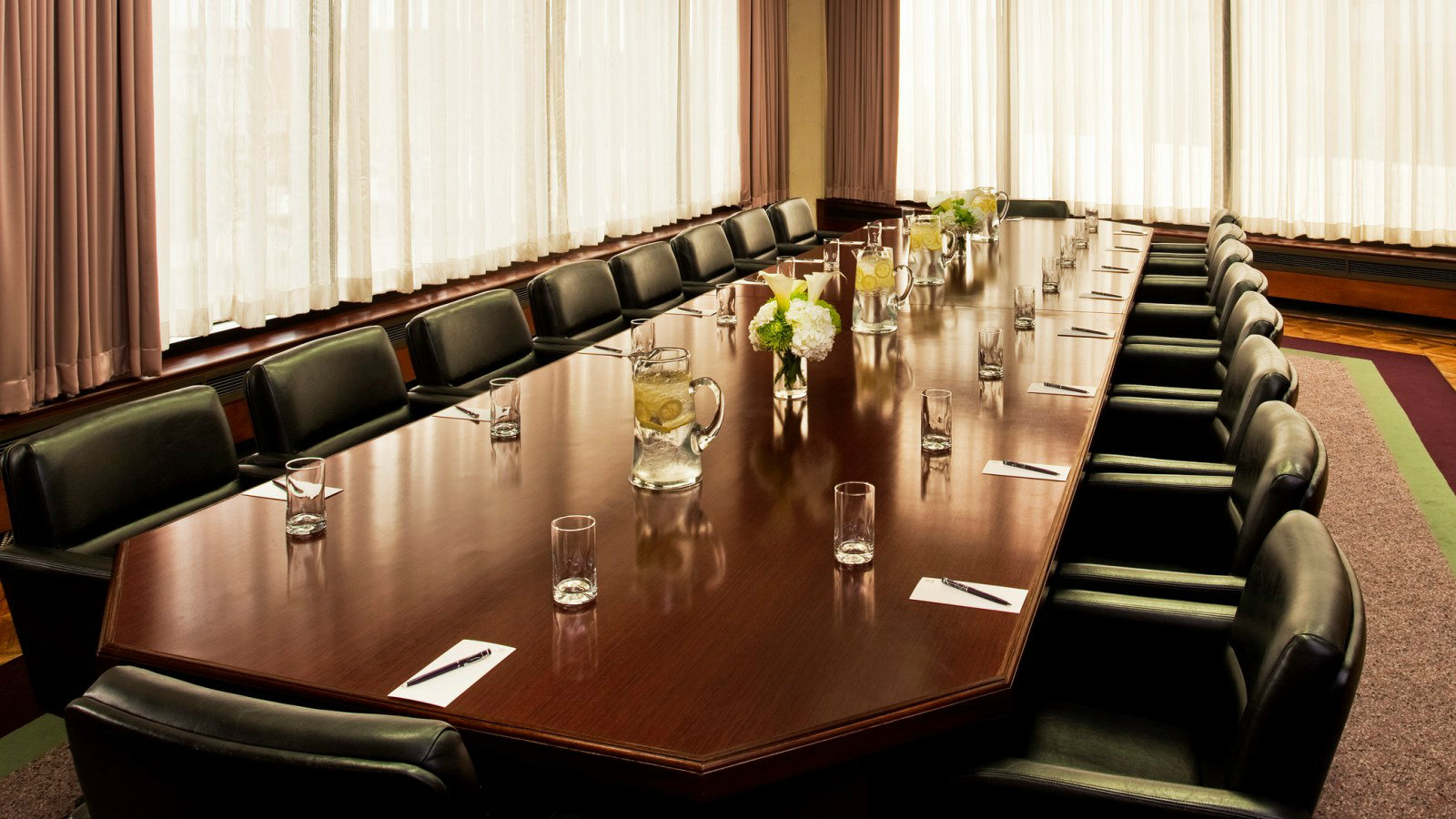 Koury Convention Center - Boardroom