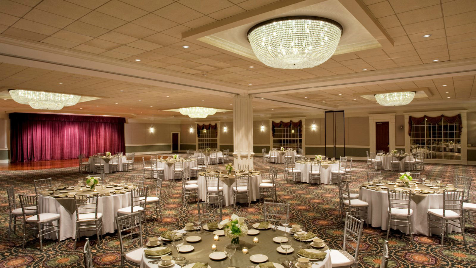 Koury Convention Center - Victoria Ballroom